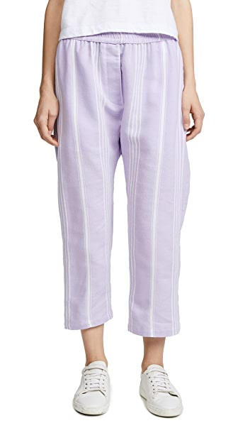 Paradised Beach Pants In Lilac