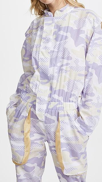 Paradised Racing Suit