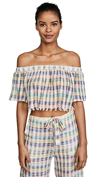 A Peace Treaty Arima Crop Top Free Shipping With Credit Card Free Shipping Amazon Discount Limited Edition Discount Marketable Clearance Factory Outlet kBiX0b3