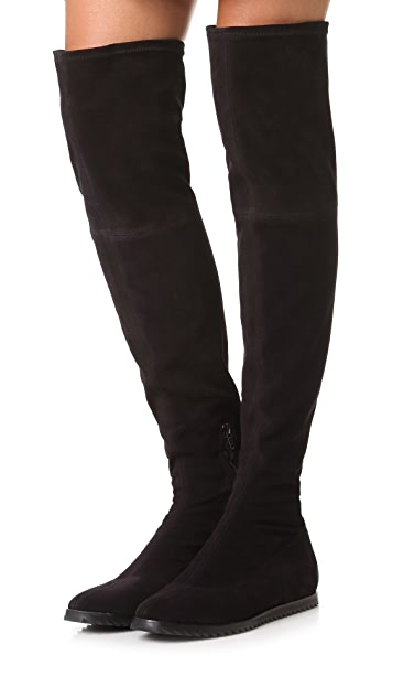 Pedro Garcia Yule Over the Knee Boots