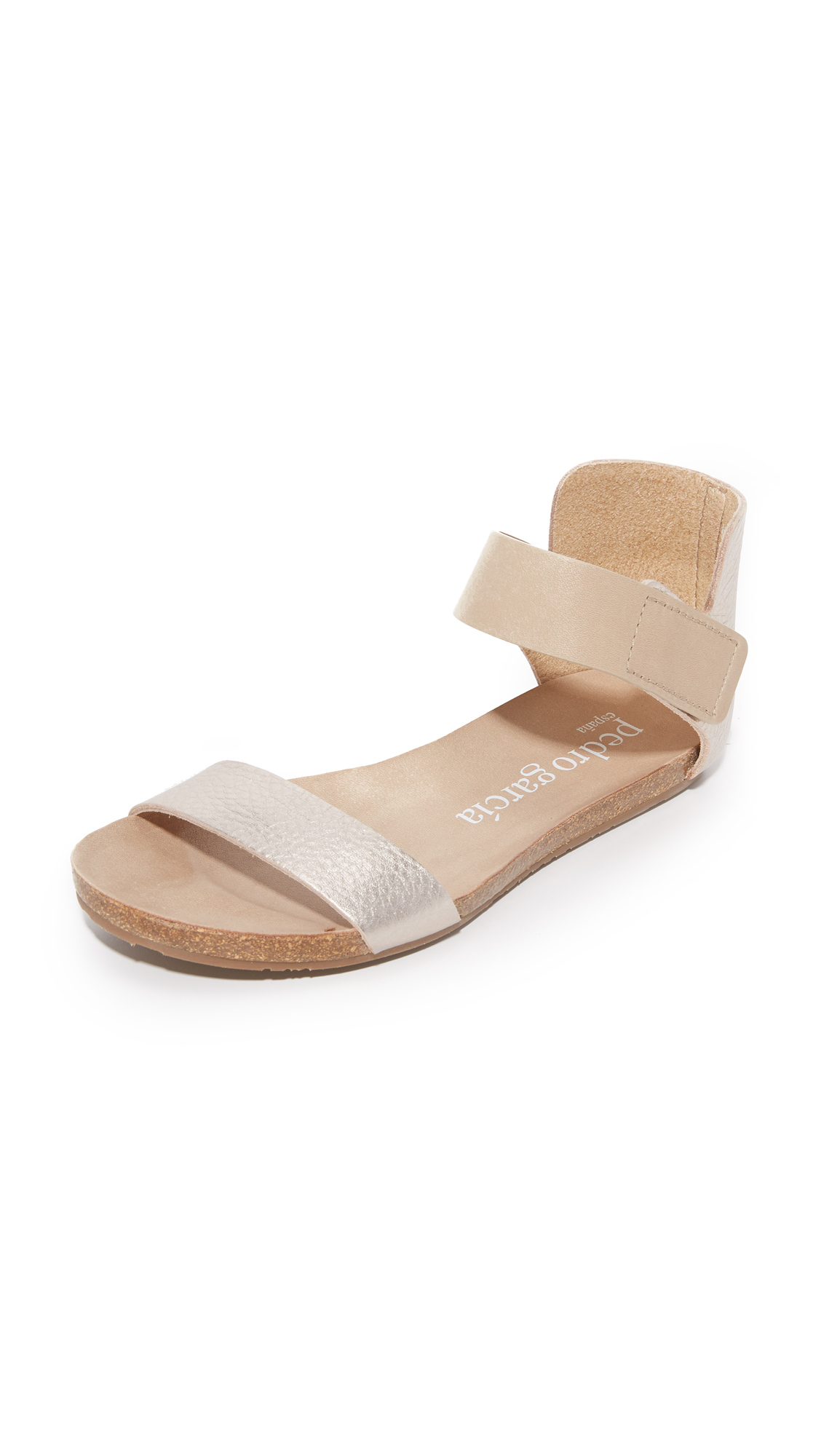 Pedro Garcia Juncal Flat Sandals - Sirocco