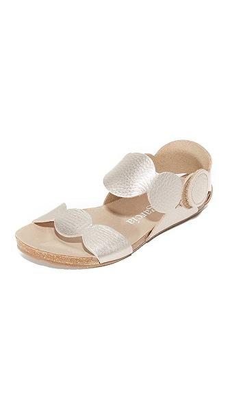Pedro Garcia Jeanne Flat Sandals