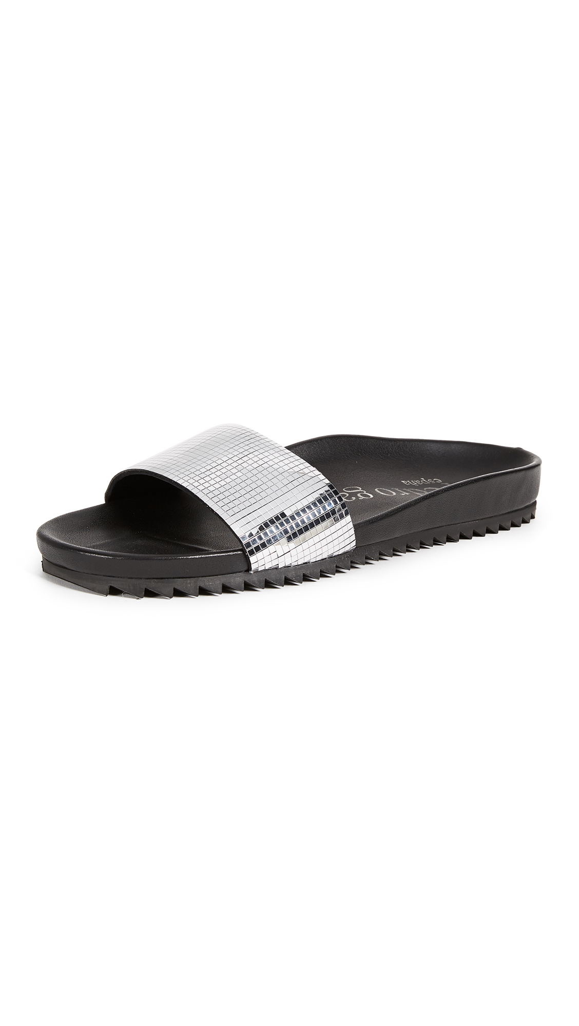 Photo of Pedro Garcia Alice Slides - buy Pedro Garcia shoes