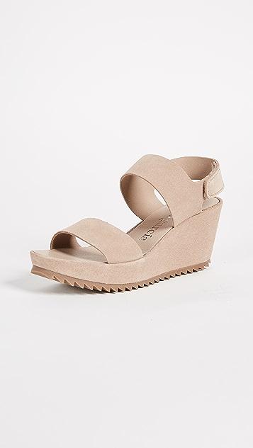 Pedro Garcia Fiona Wedge Sandals