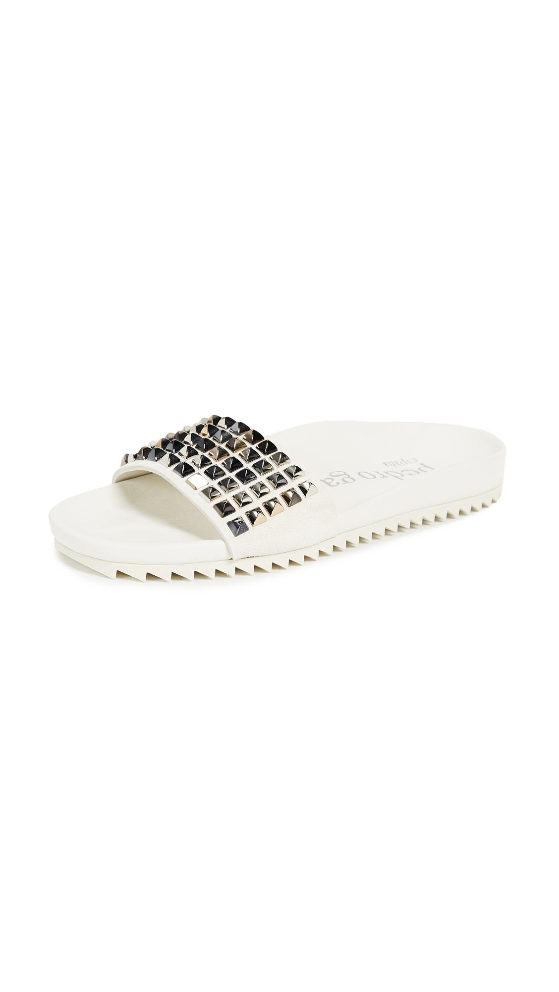 Photo of Pedro Garcia Ama Slide - buy Pedro Garcia shoes