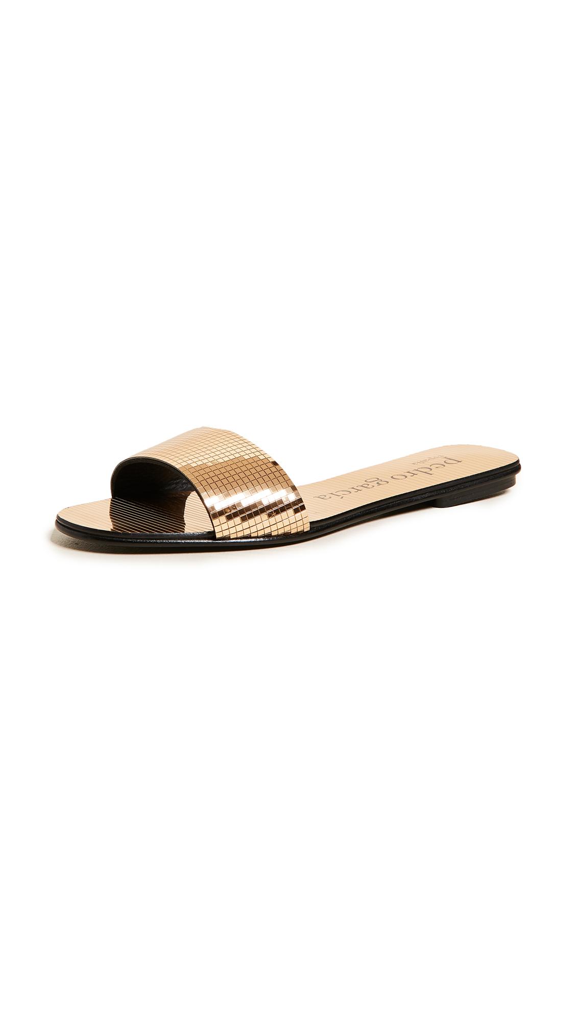 Pedro Garcia Elam Slides - Gold
