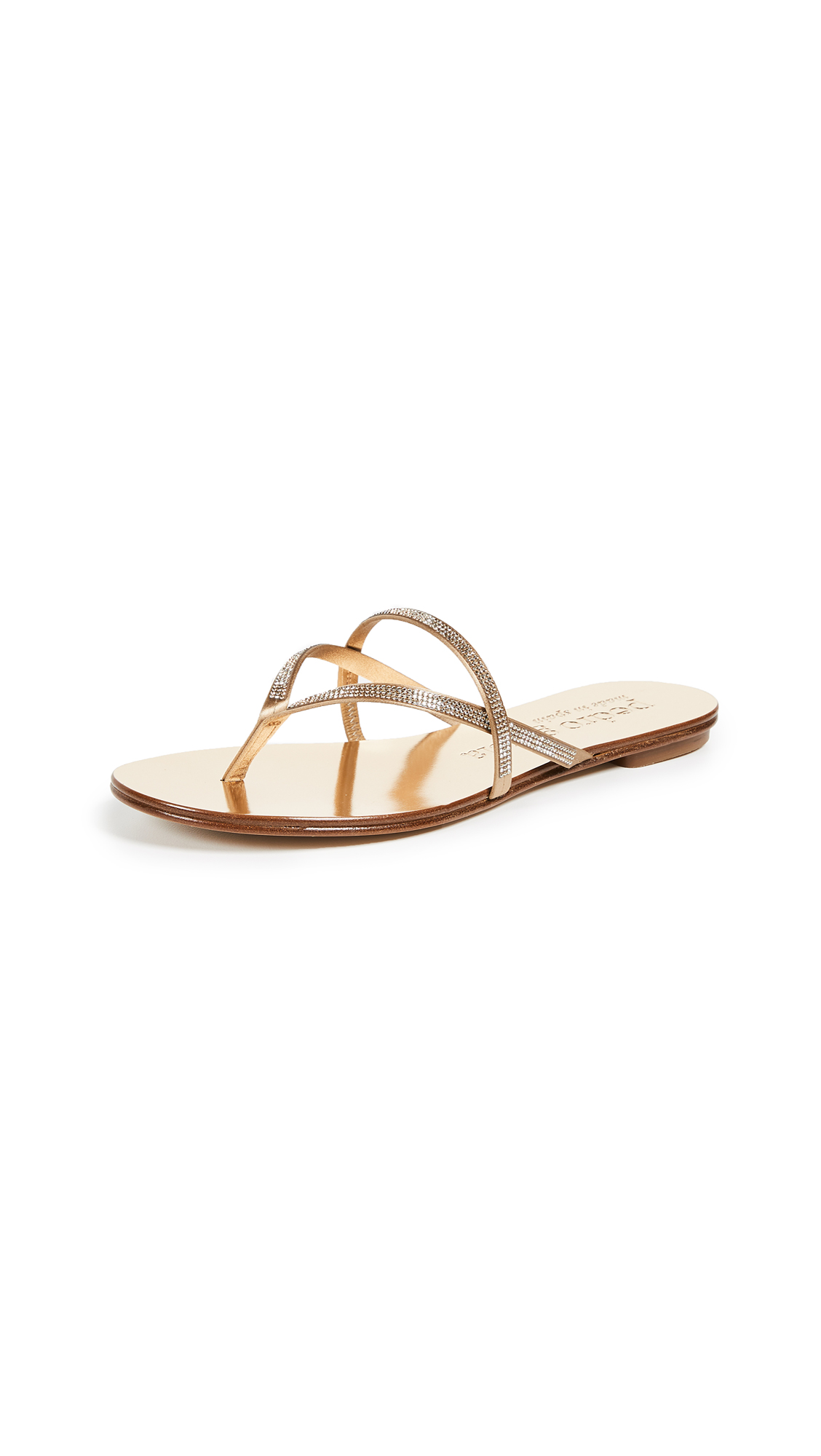 Pedro Garcia Sosie Thong Sandals - Ore