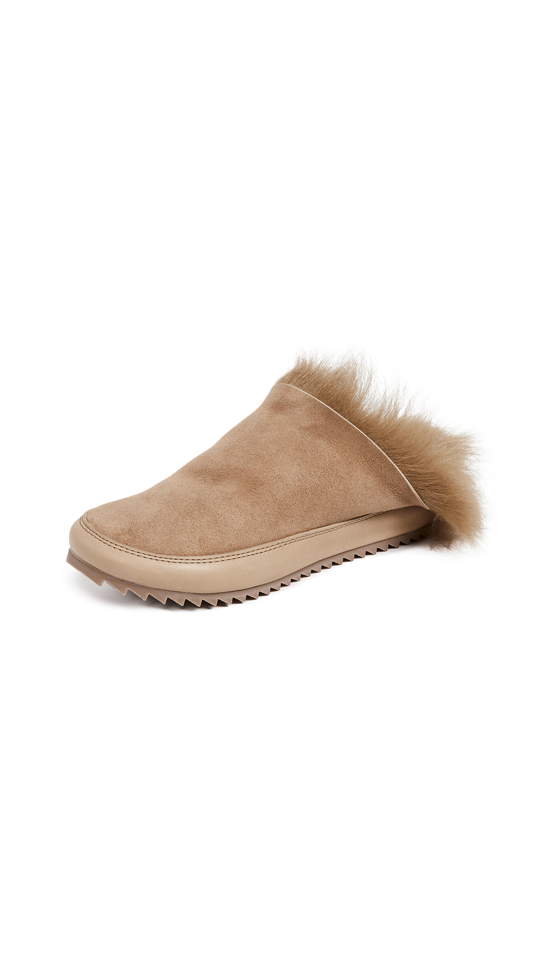Jan Slip On Sneakers, Tan
