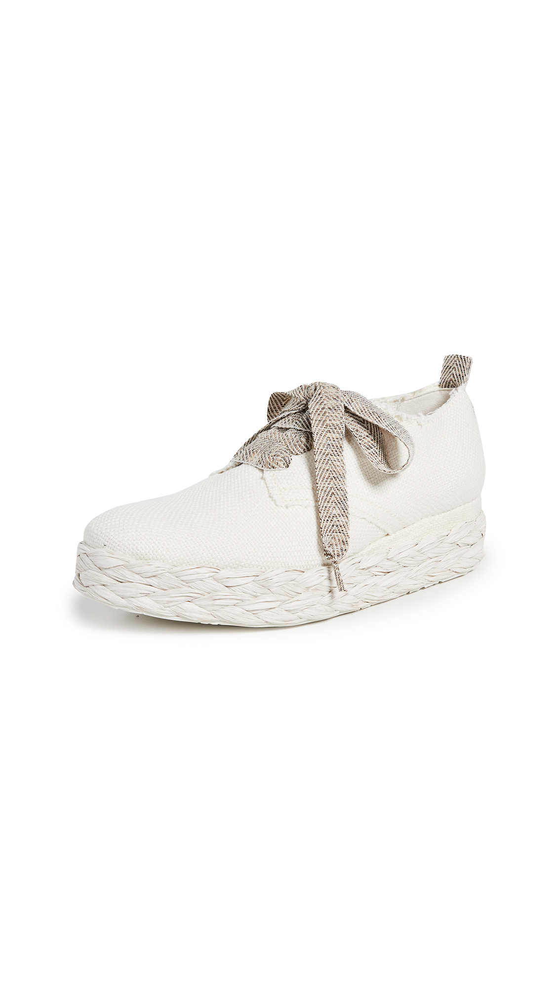 Pedro Garcia Gavi Sneakers - Vanilla