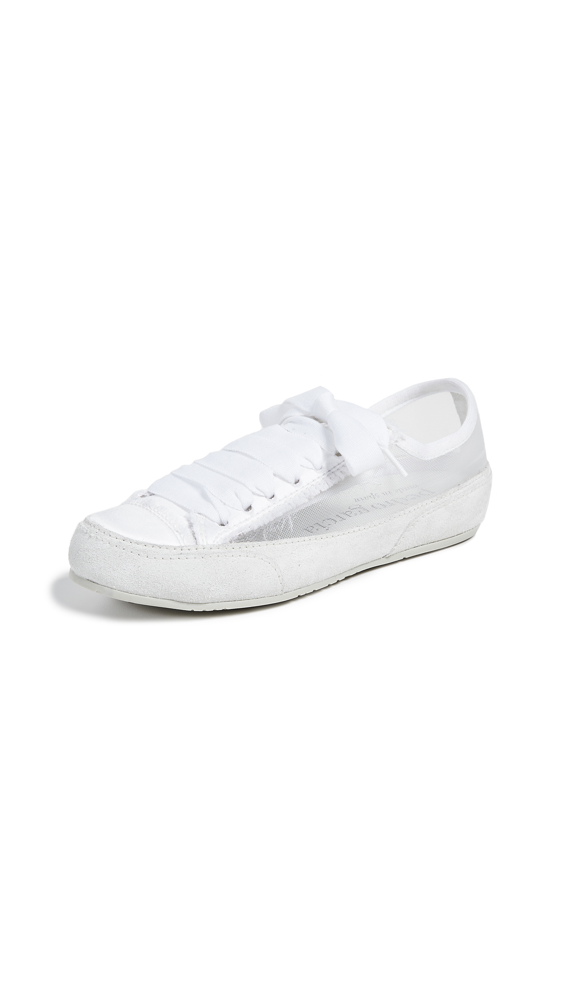 Pedro Garcia Parson Sneakers - Meringue