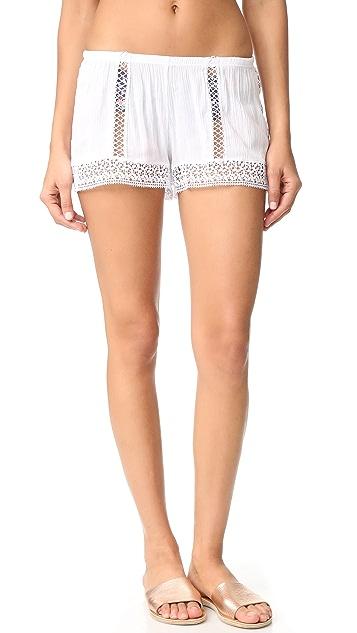 Peixoto Parrot Shorts
