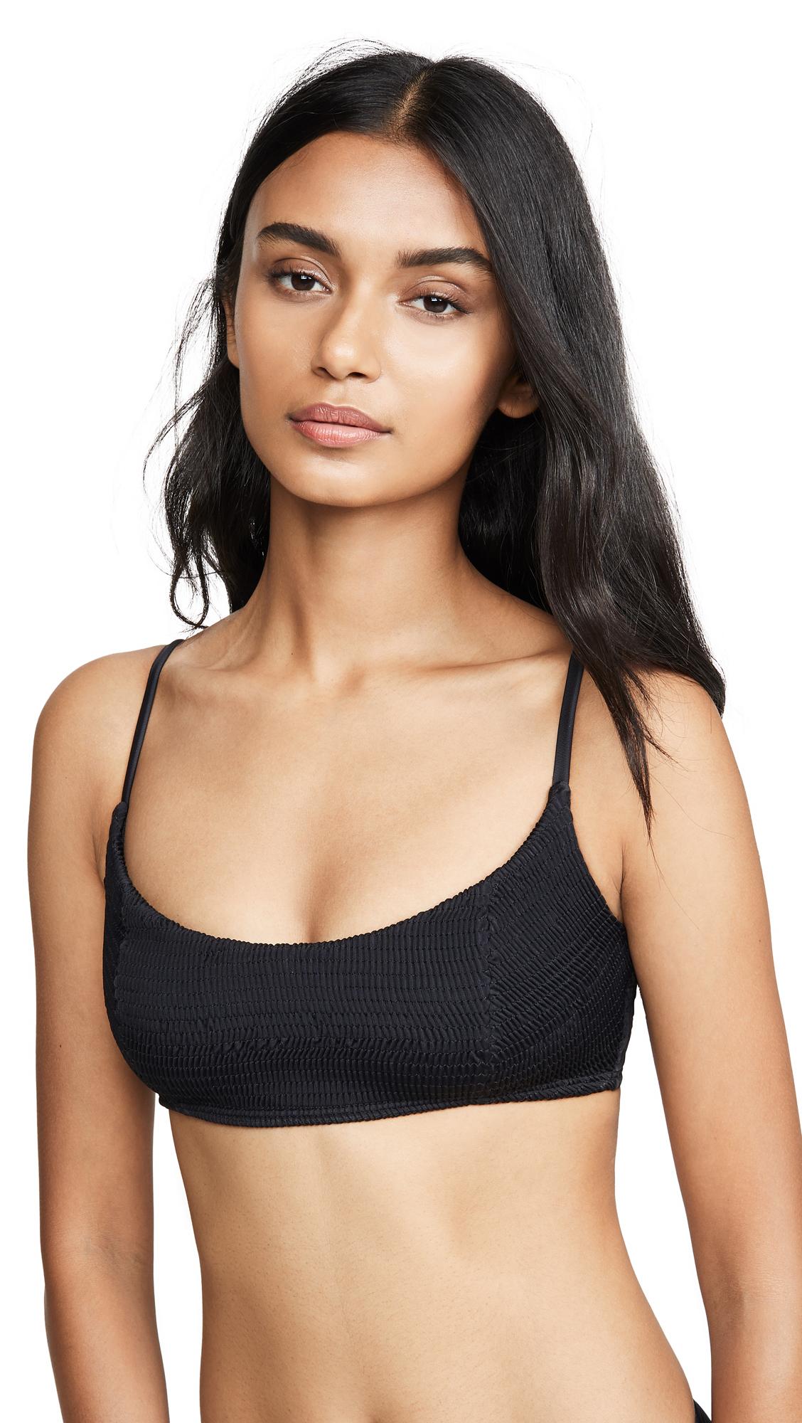 Buy Peixoto online - photo of Peixoto Jojo Smocked Bikini Top