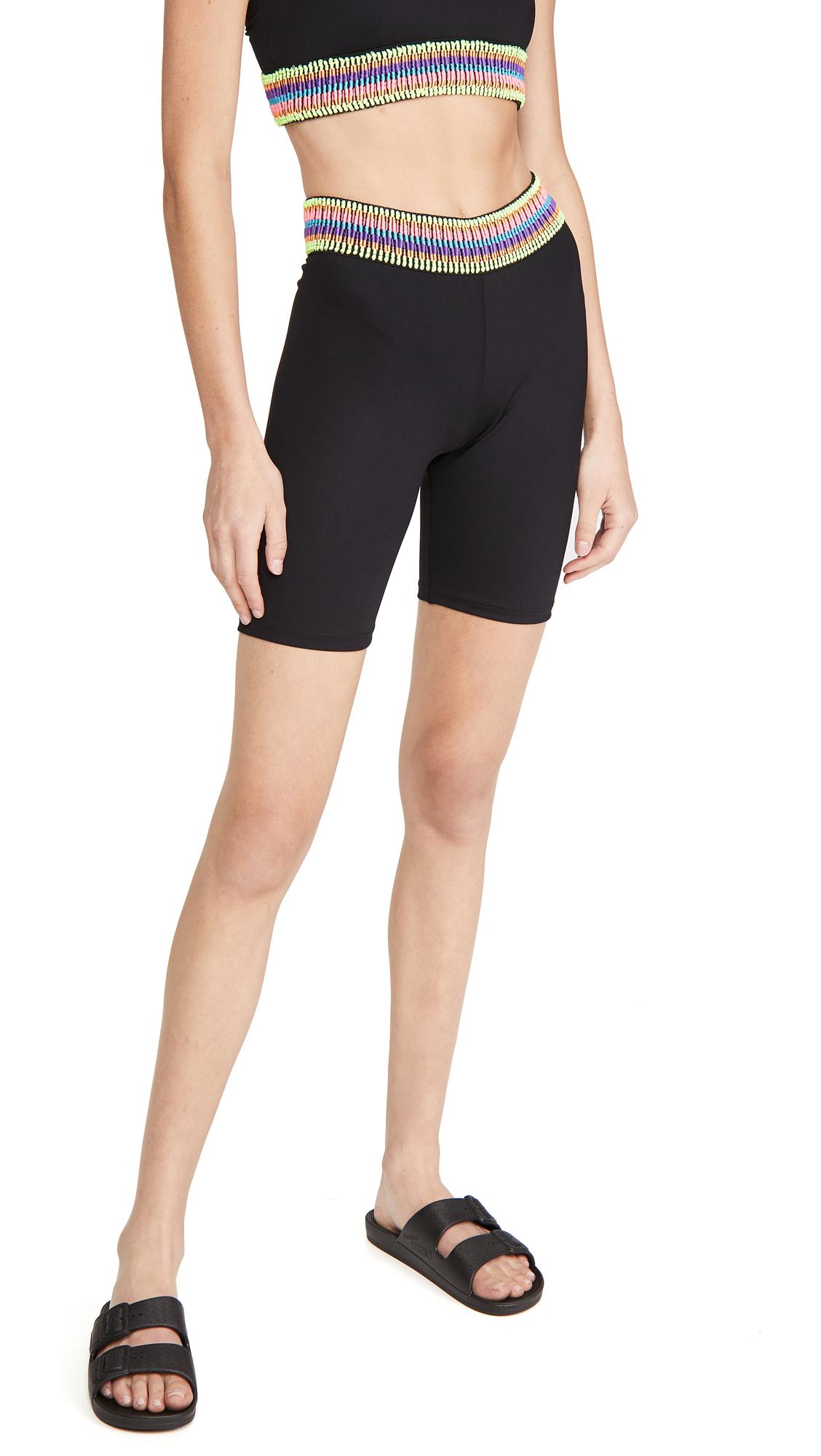 Peixoto Zoni Biker Shorts