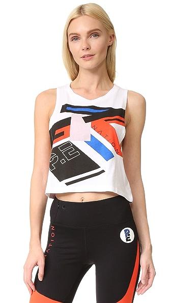 P.E NATION Slam Dunk Tank