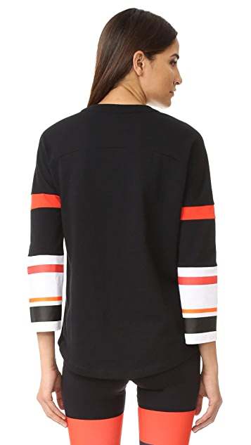 P.E NATION On the Fly Pullover