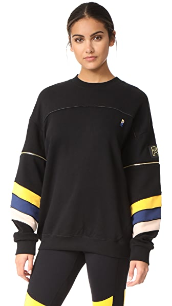 P.E NATION Flash Gordon Sweatshirt
