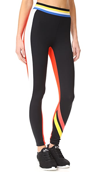 P.E NATION Big Shot Leggings