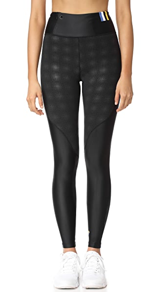 P.E NATION The Rocket Leggings - Black