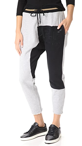 P.E NATION Split Lane Track Pants