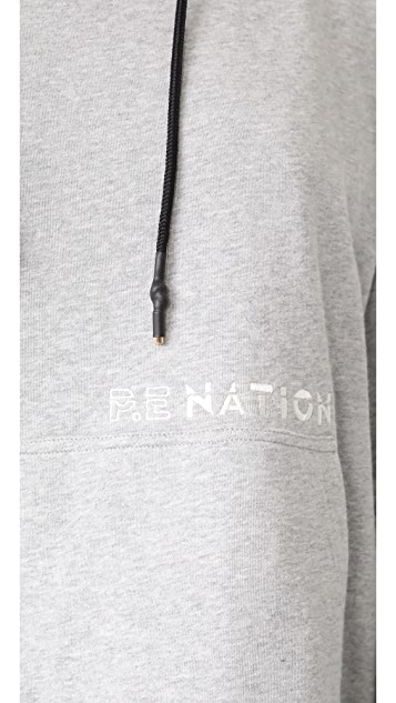 P.E NATION The Distance Hoodie