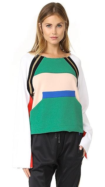 P.E NATION Outswing Sweatshirt