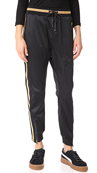P.E NATION The 100M Dash Pants In Black