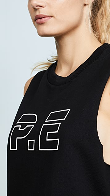 P.E NATION Racerback Tank