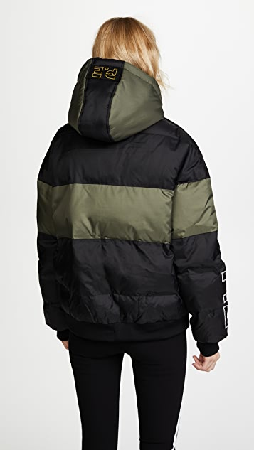P.E NATION Under the Wire Jacket