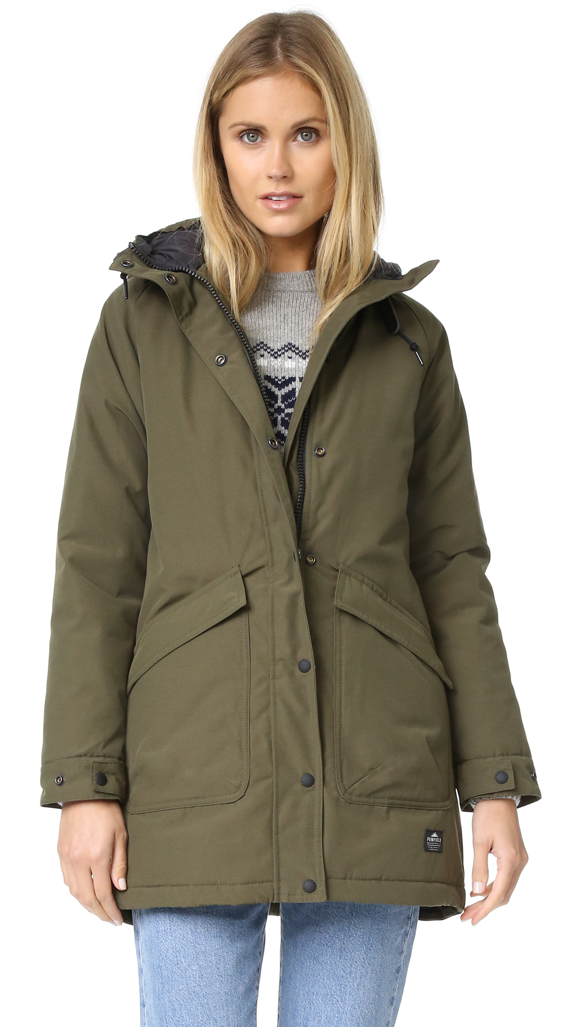Penfield Kingman Insulated Fishtail Parka | SHOPBOP