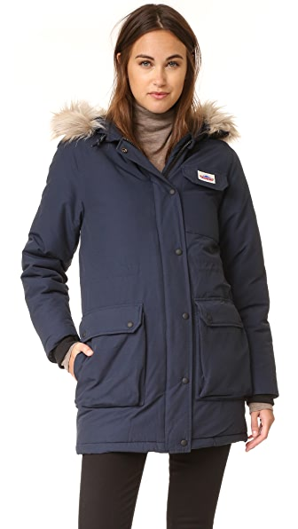 Penfield Lexington Hooded Mountain Parka