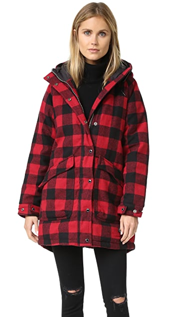 Penfield Kingman Buffalo Insulated Fishtail Parka
