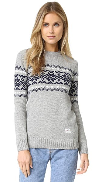 Penfield Hickman Snowflake Sweater