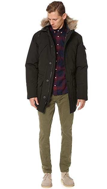 Penfield Hoosac Hooded Down Mountain Parka