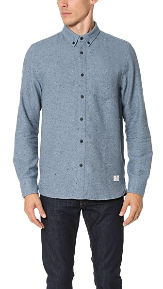 Penfield Ridgley Brushed Flannel Shirt