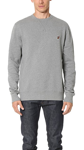 Penfield Embroidered Patch Sweatshirt