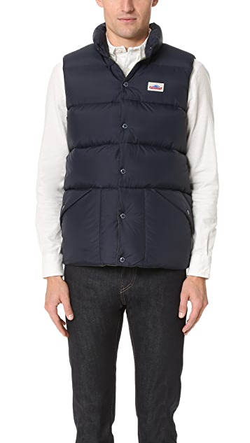 Penfield Outback Down Vest