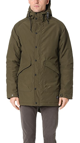 Penfield Kingman Down Insulated Fishtail Parka