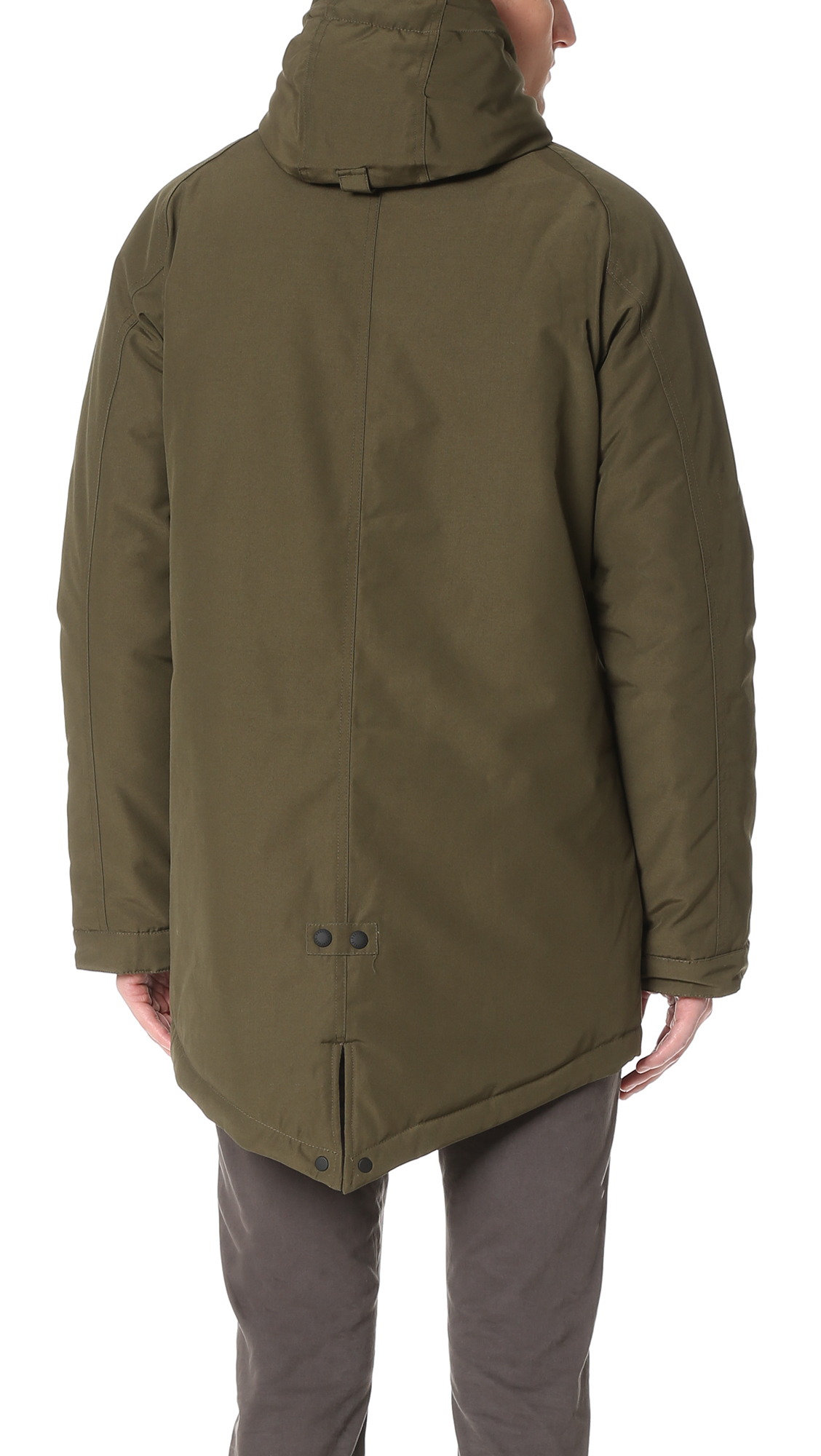 Penfield Kingman Insulated Fishtail Parka | EAST DANE Use Code ...