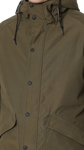 Penfield Kingman Insulated Fishtail Parka