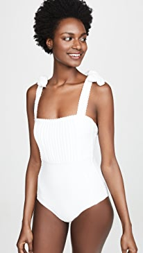 28359aaaa97f9 White One Piece Swimsuit | SHOPBOP