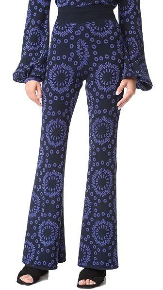 Pepa Pombo Printed Pants