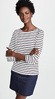 Petit Bateau Hannah 条纹 T 恤
