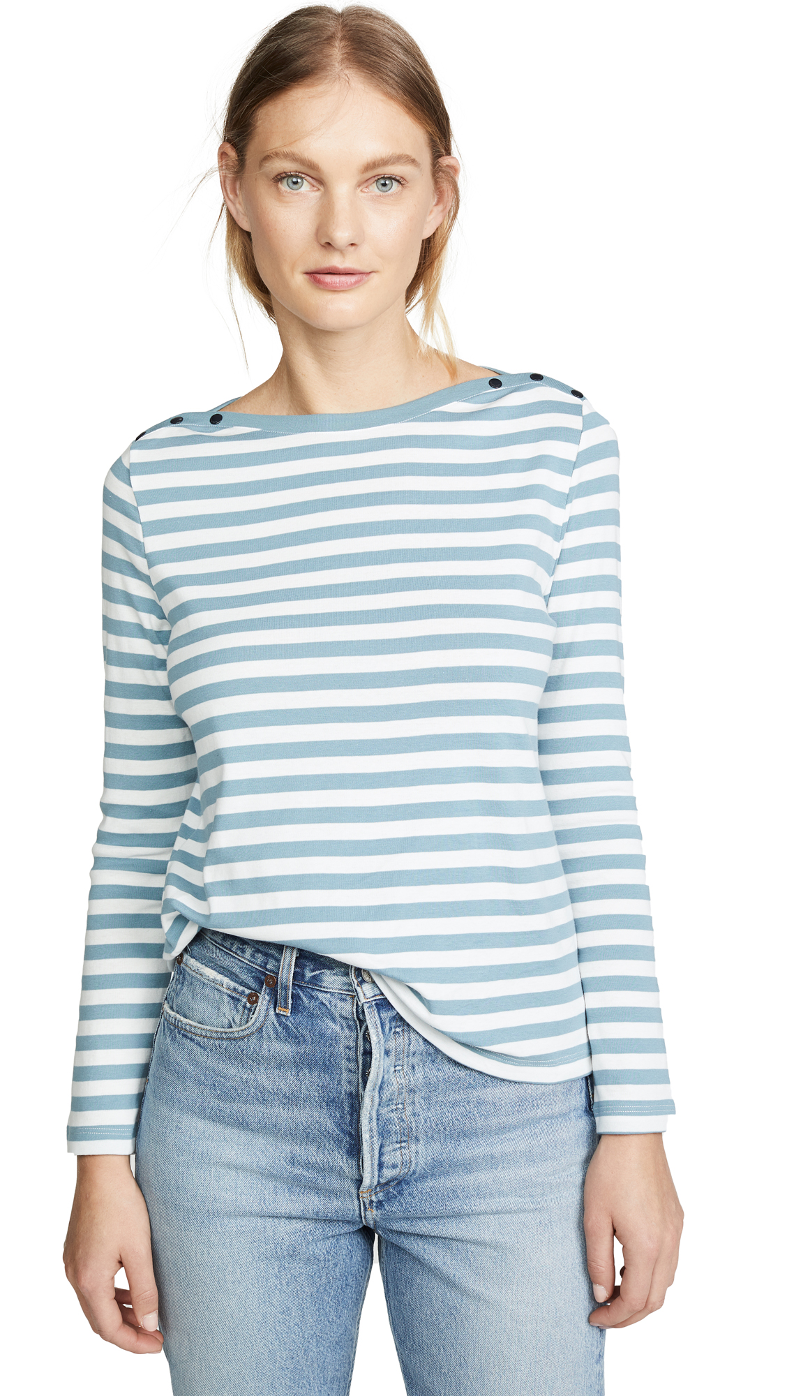 Buy Petit Bateau online - photo of Petit Bateau Long Sleeve T-Shirt