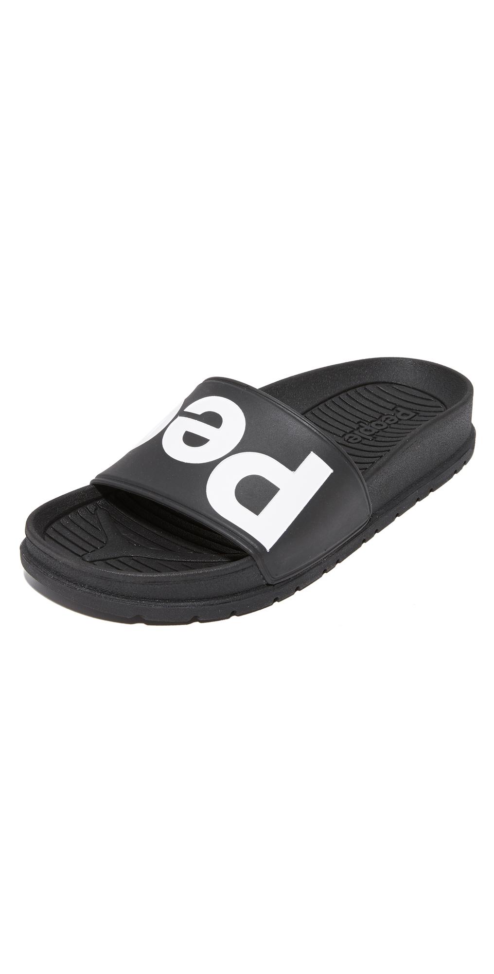 Lennon Slides People Footwear