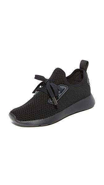 People Footwear Waldo Knit Sneakers - Really Black