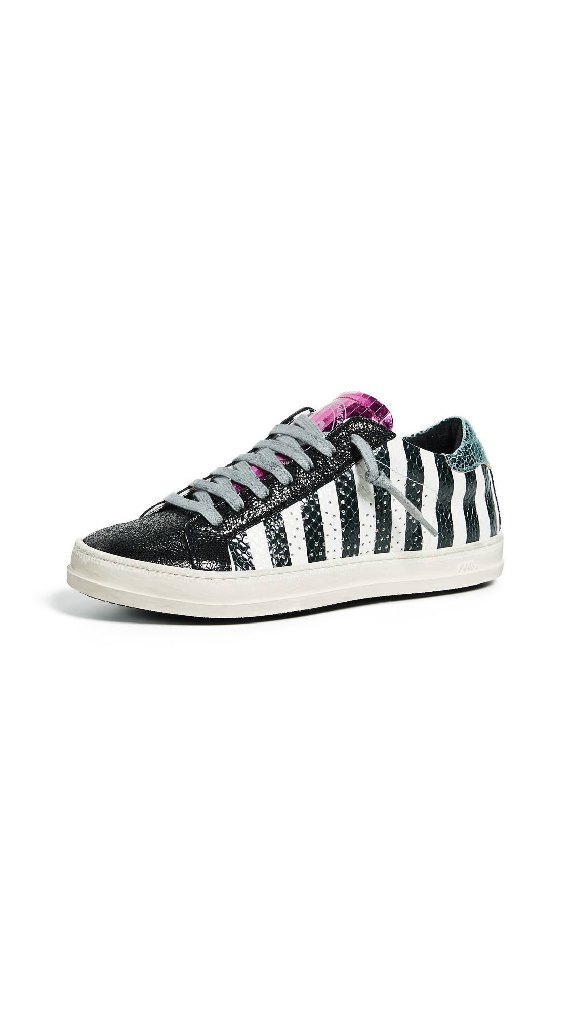 P448 John Sneakers - Stripe Vip