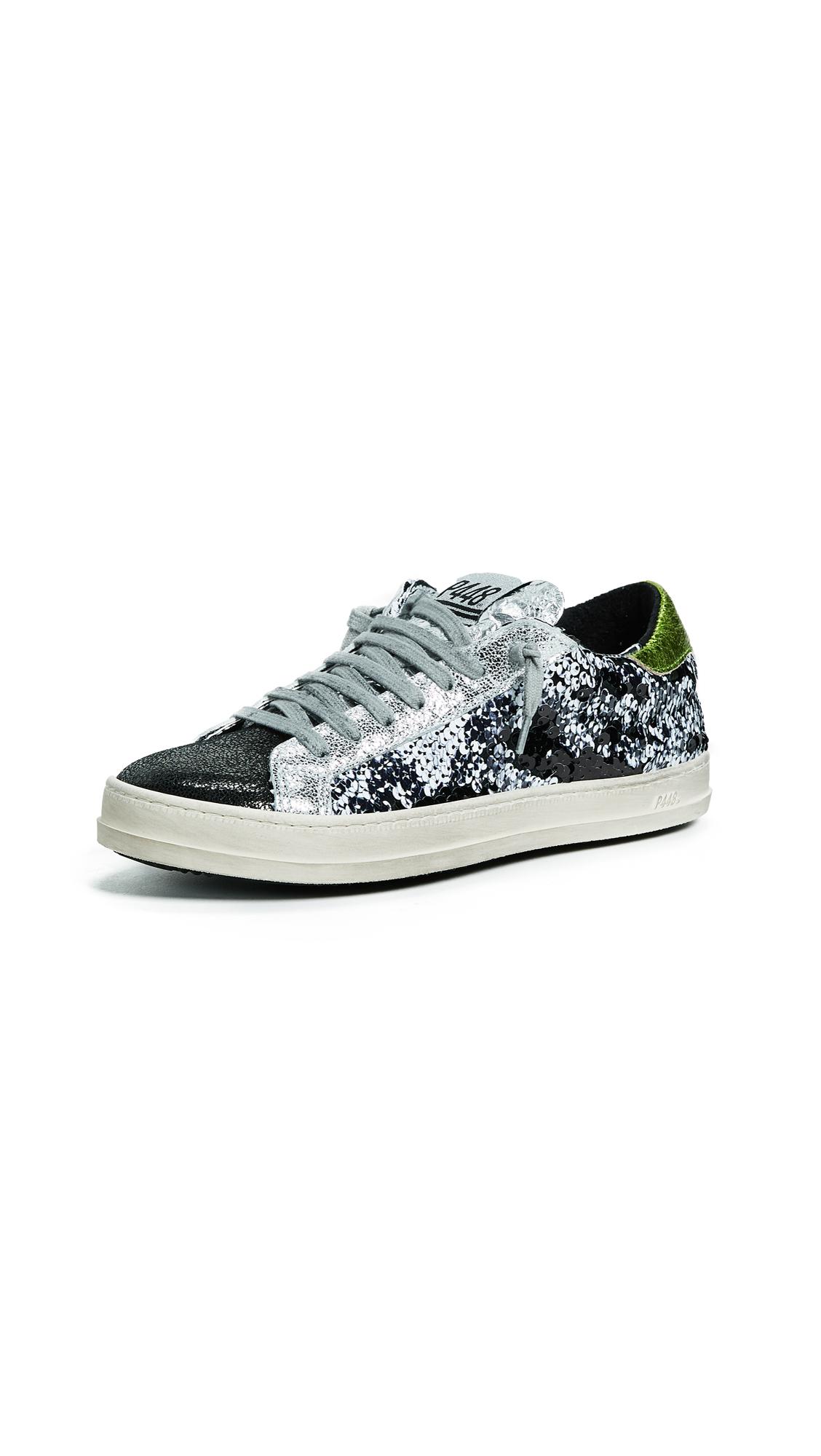 P448 John Sneakers - Paillettes