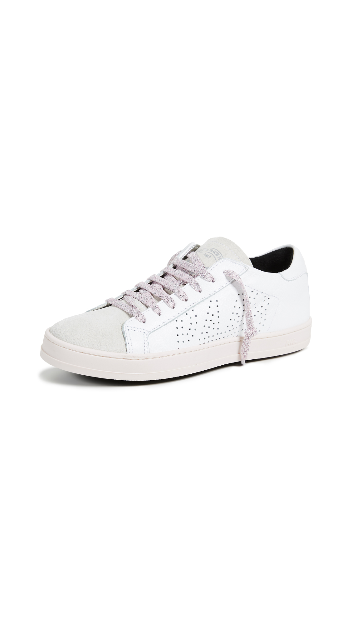 P448 John Sneakers - White/Pin