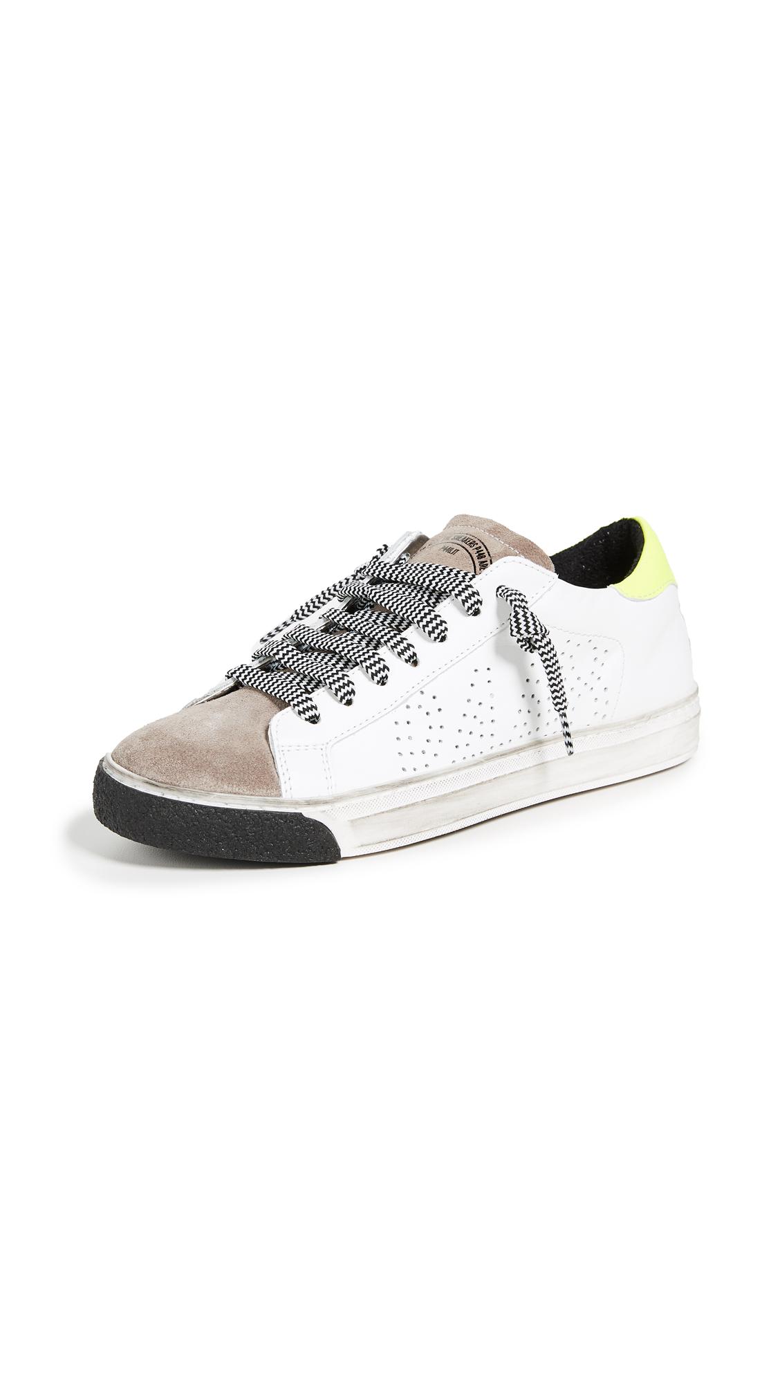P448 Miami Sneakers - White