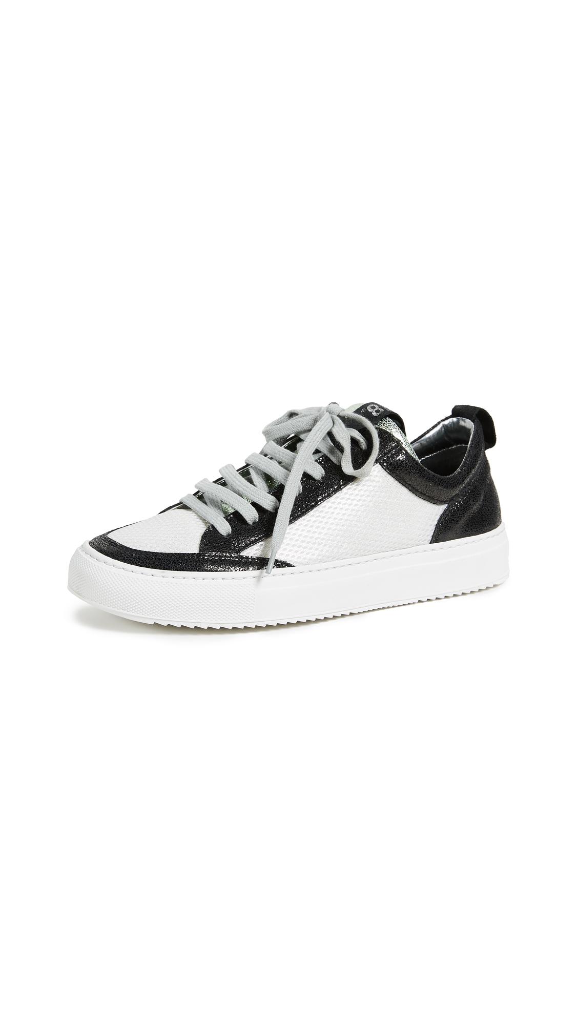 P448 Soho Sneakers - White Gl Tec